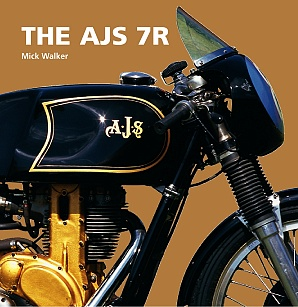 AJS 7R, The (hardcover)
