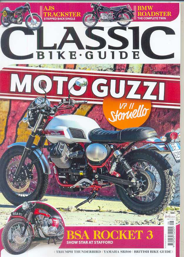 Classic Bike Guide - 201608 - August 2016