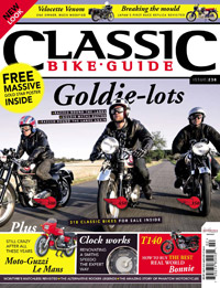 Classic Bike Guide Subscription