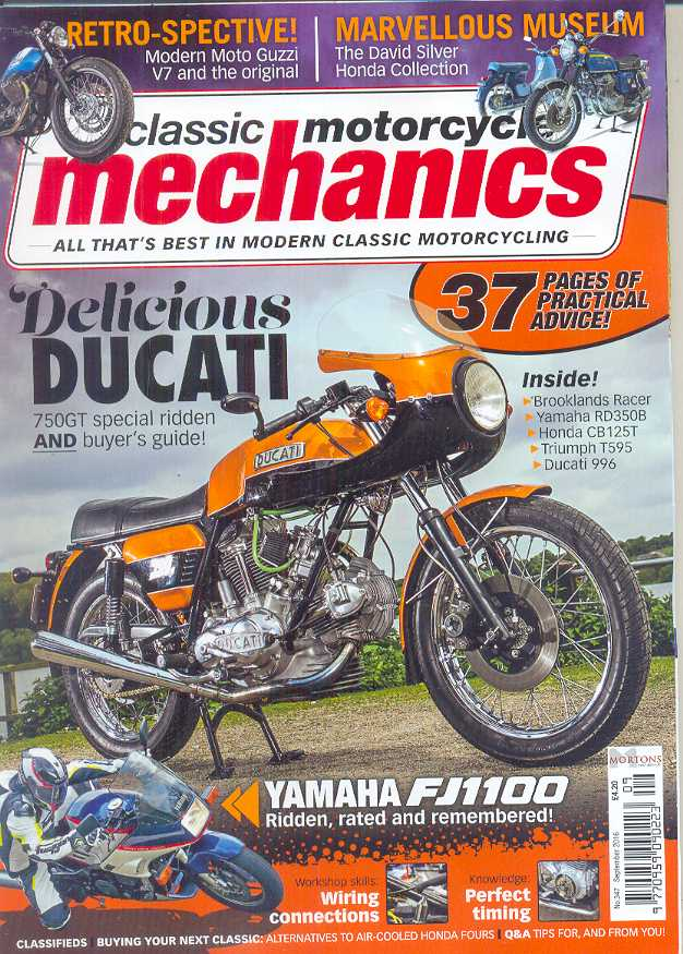 Classic Mechanics - 201609 - September 2016