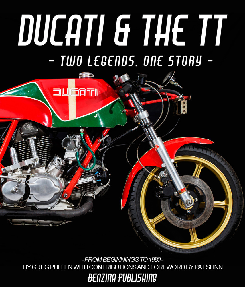 Ducati and the TT - Two Legends, One Story