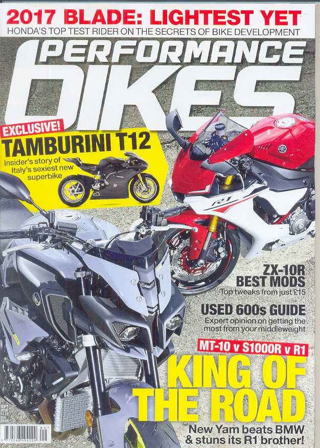 Performance Bikes - 201609 - September 2016