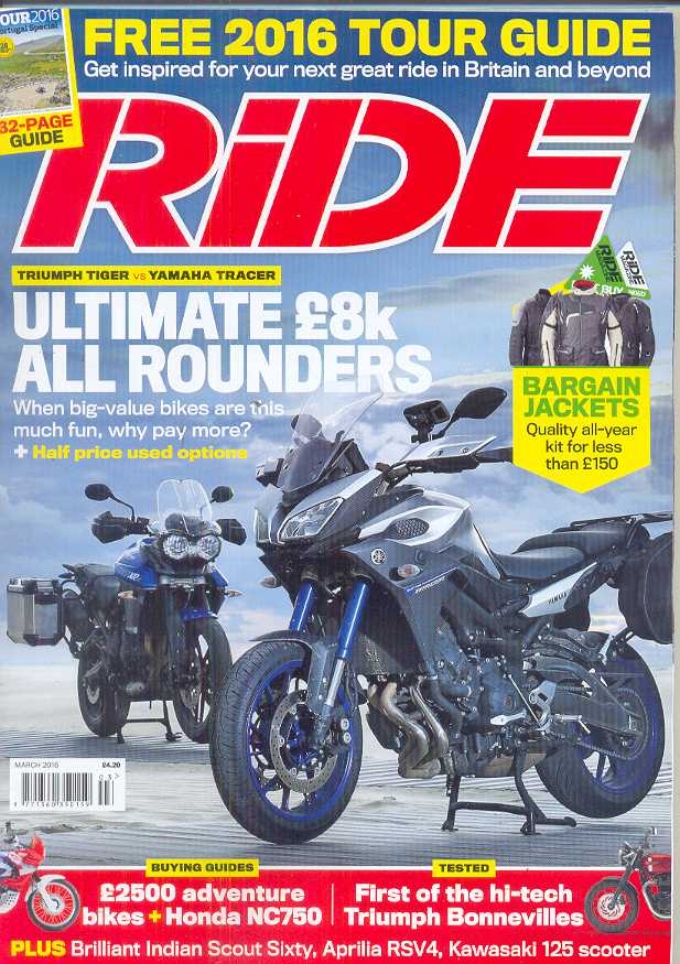 Ride - 201603 - March 2015