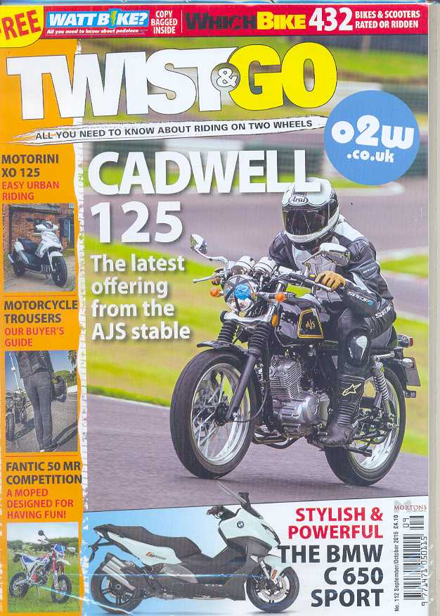 Twist & Go - 112 - Sept/Oct 2016