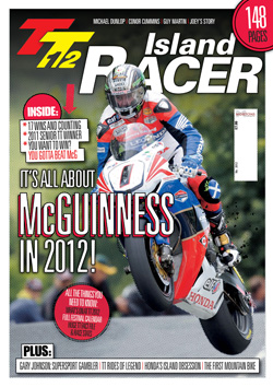 TT2012 - Island Racer 2012 with DVD