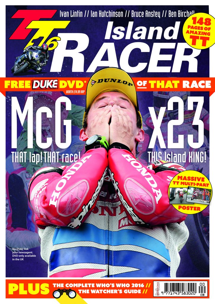 Island Racer 2016 - ultimate guide to Isle of Man TT races